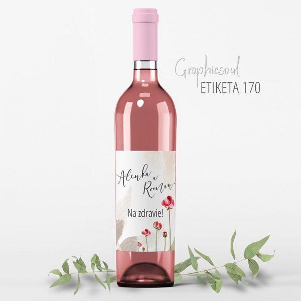 etikety na vino