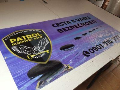 patrol banner