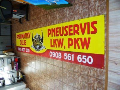banner lkw pkw