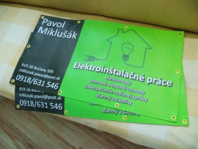 elektrika banner