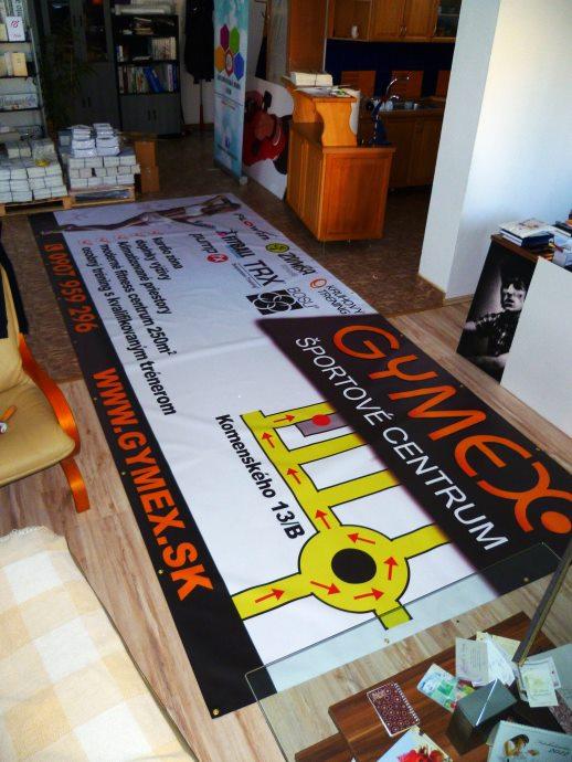 gymex banner