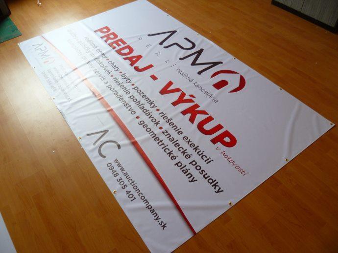 banner predaj vykup