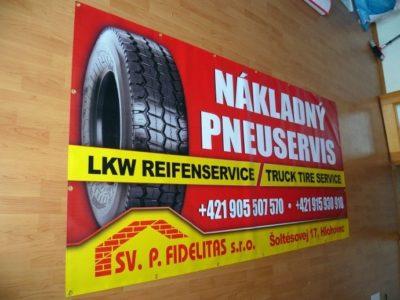 banner pneuservis