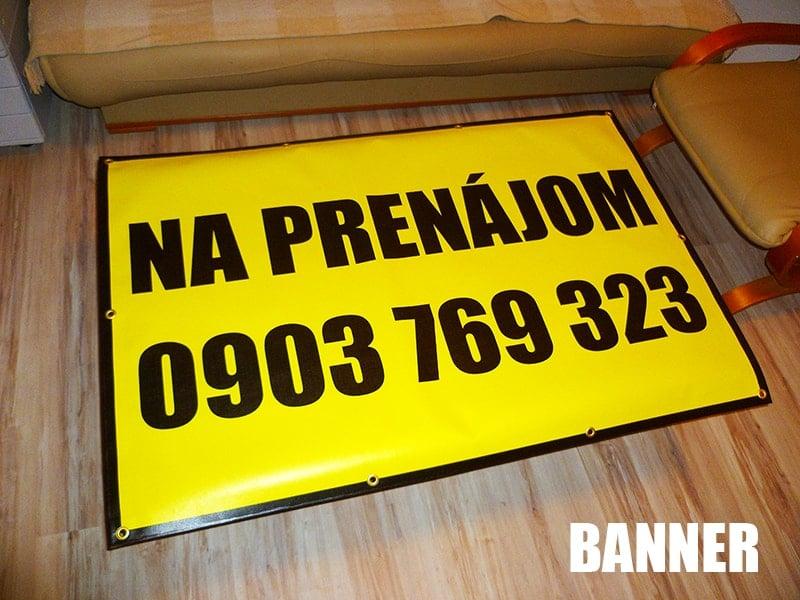 reklamny banner