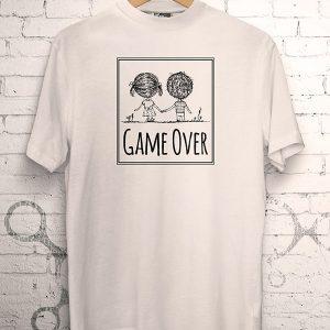 4bef1bf0f564 Milujem svoju ženu - pánske tričko - Graphicsoul