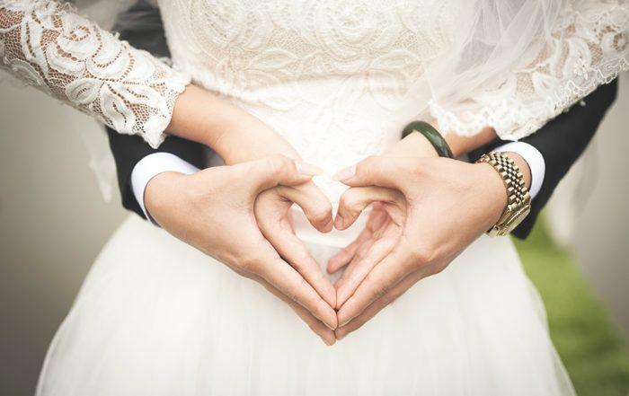 svadobne pripravy