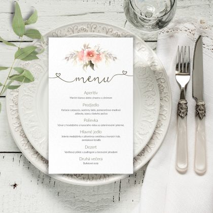 Svadobné menu 129