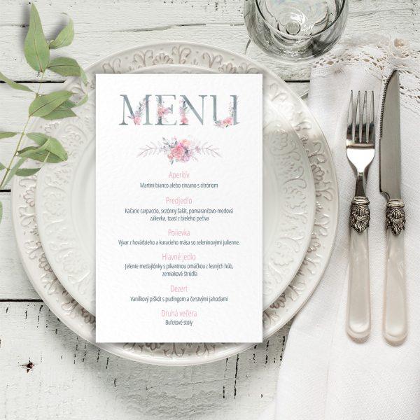 Svadobné menu 131