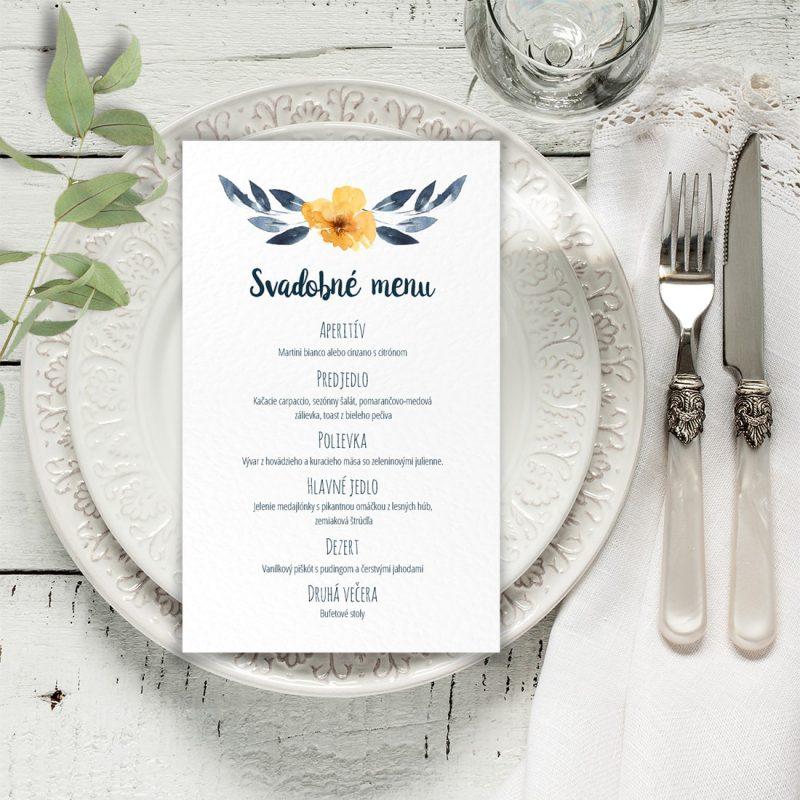 Svadobné menu 132