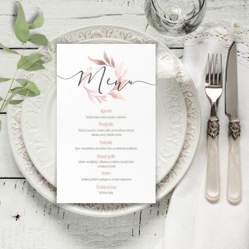 Svadobné menu 134