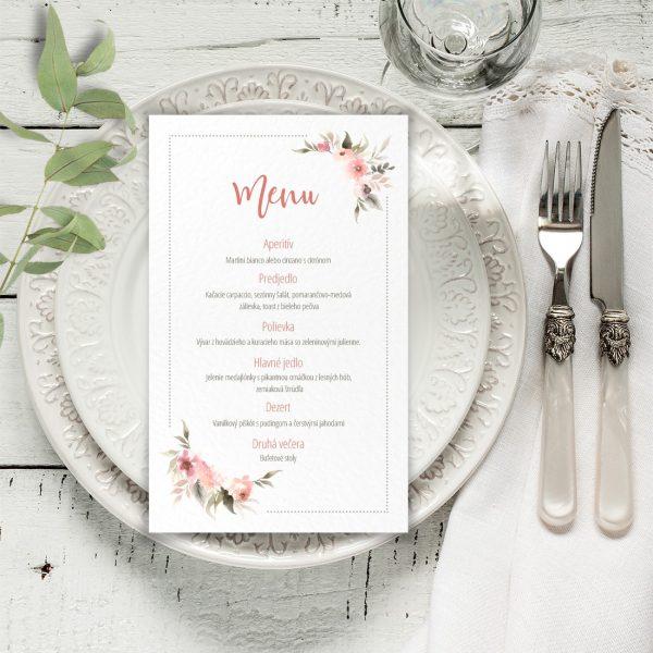 Svadobné menu 135