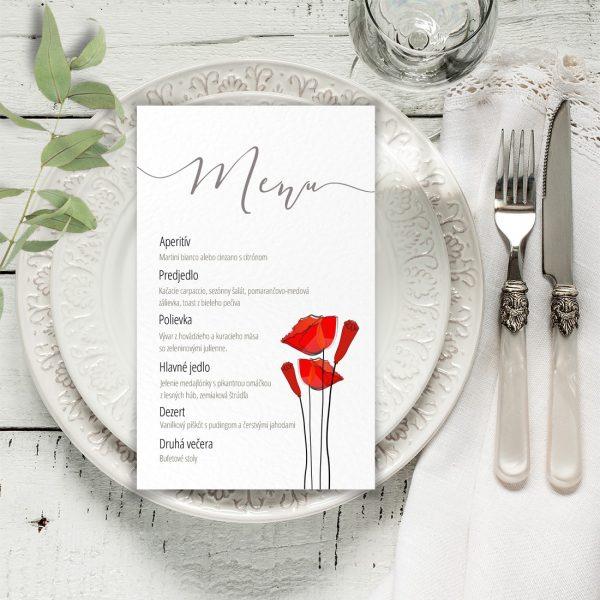 Svadobné menu 138