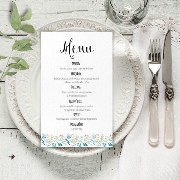 Svadobné menu 139