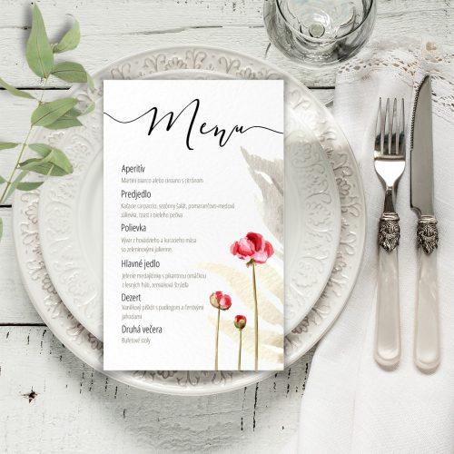 Svadobné menu 140
