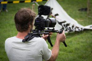 kameraman svadobny