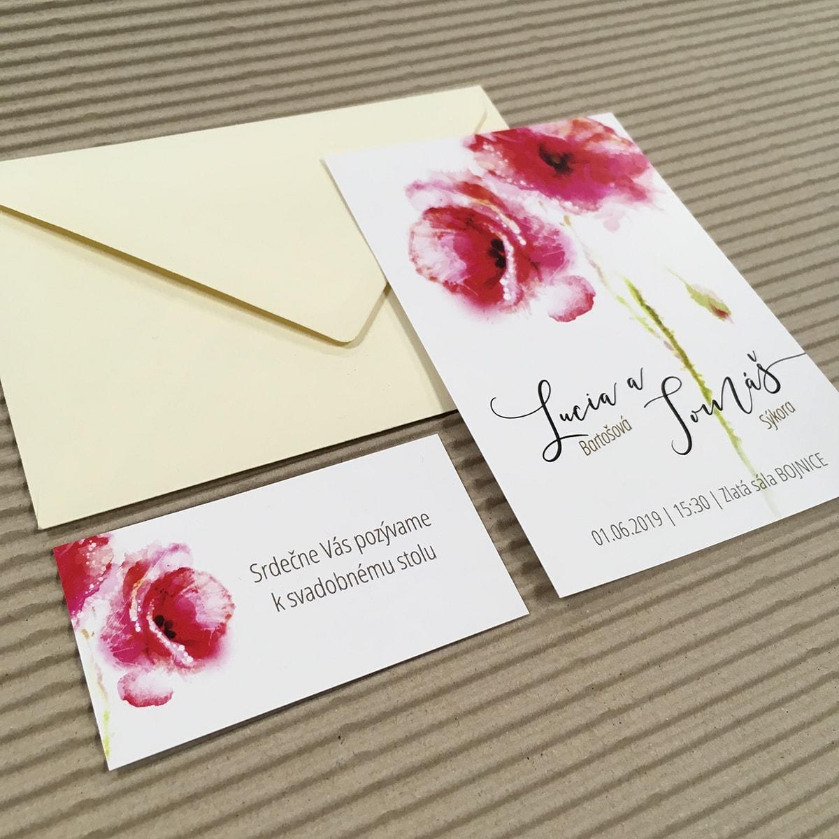 528f73d0b342 Vytvorte svojim blízkym tie najkrajšie svadobné oznámenia