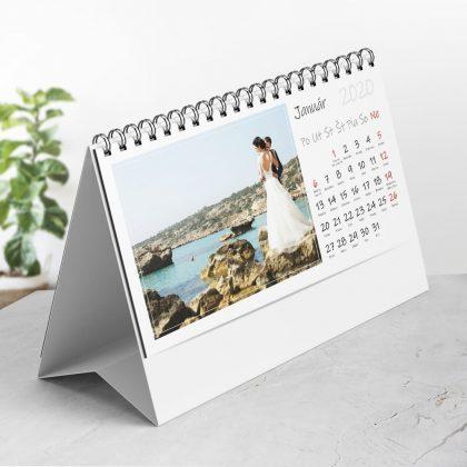 Fotokalendár na stůl