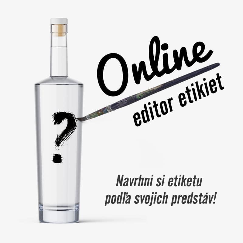 Etikety online
