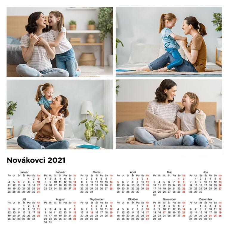 magnetka fotokalendár